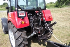 Traktor belarus 4
