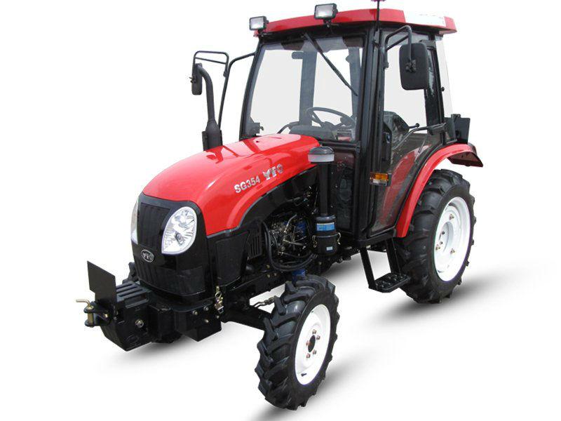 Traktor YTO 25 - 50ks