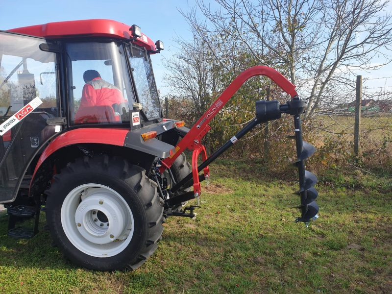 Traktorski Vrtalnik / Svedri