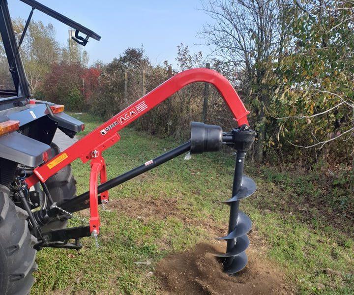 Svrdla za traktore